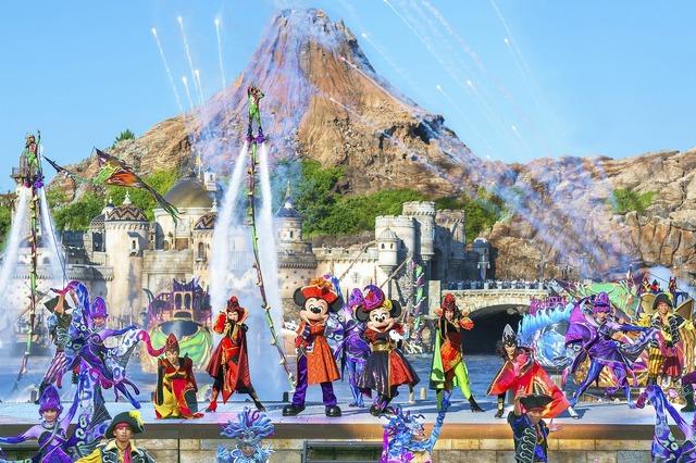 年パス除外日に注目!東京ディズニーシー「ザ・ヴィランズ・ワールド」☆