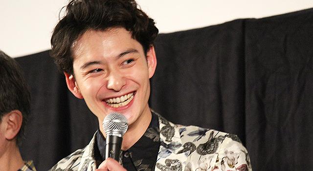 岡田将生/『オー! ファーザー』 in 第6回沖縄国際映画祭