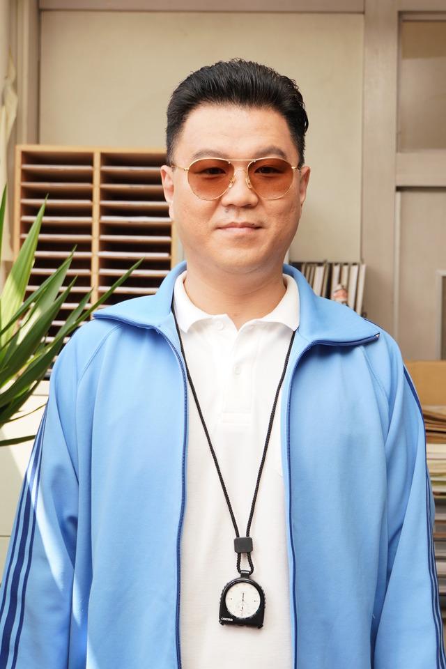 シソンヌ長谷川忍(反町先生役)「今日から俺は!!」