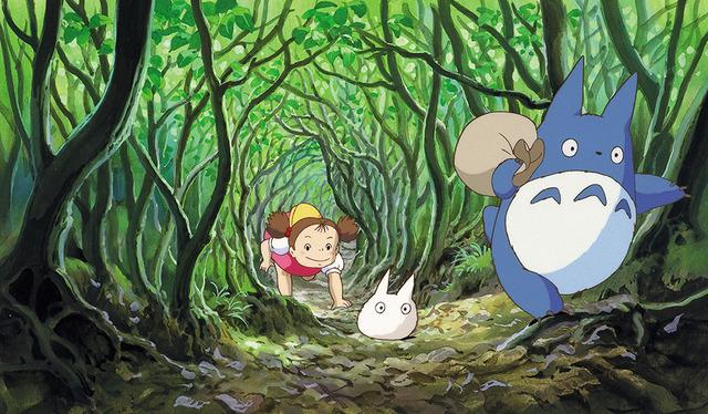 『となりのトトロ』(c)1988 Studio Ghibli