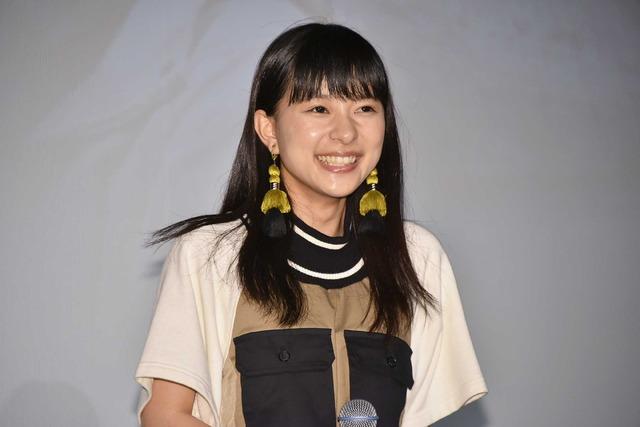 芳根京子/「モンタージュ 三億円事件奇譚 前編」先行試写会