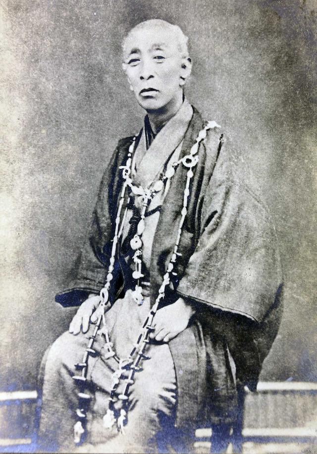 松浦武四郎 (C) 松浦武四郎記念館蔵