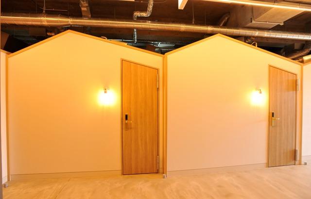 ゲストルーム個室