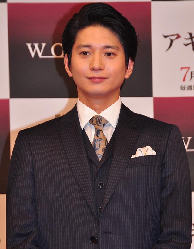 向井理/「連続ドラマW アキラとあきら」完成披露試写会