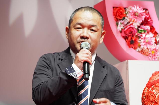 大根仁監督/SUNNY 強い気持ち・強い愛』完成披露舞台挨拶