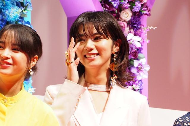 池田エライザ/SUNNY 強い気持ち・強い愛』完成披露舞台挨拶