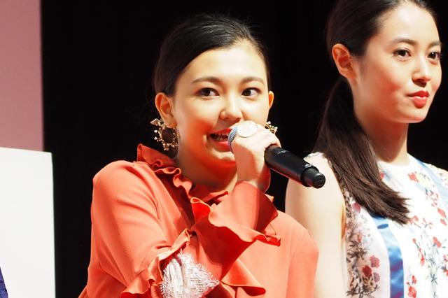 野田美桜/SUNNY 強い気持ち・強い愛』完成披露舞台挨拶