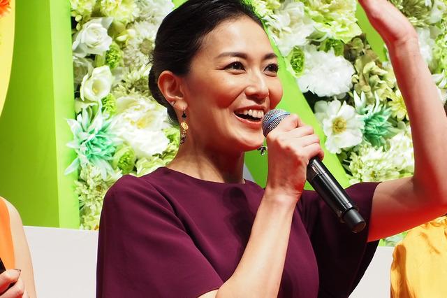 板谷由夏/SUNNY 強い気持ち・強い愛』完成披露舞台挨拶