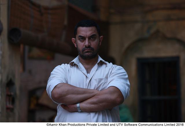 『ダンガル きっと、つよくなる』(C)Aamir Khan Productions Private Limited and UTV Software Communications Limited 2016