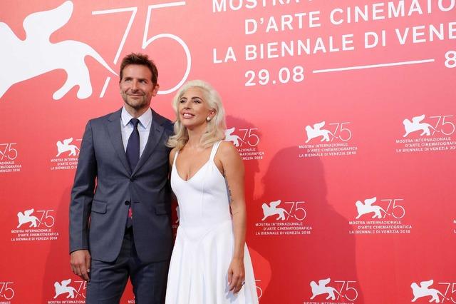 『アリー/ スター誕生』ヴェネチア国際映画祭 (C) Getty Images