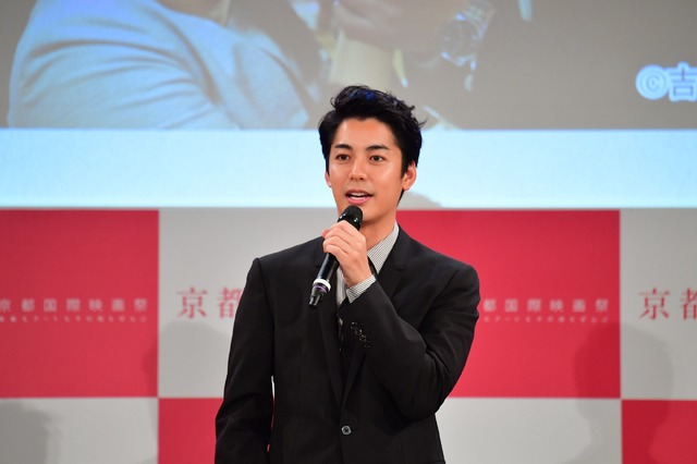 京都国際映画祭2018 開催概要発表会見
