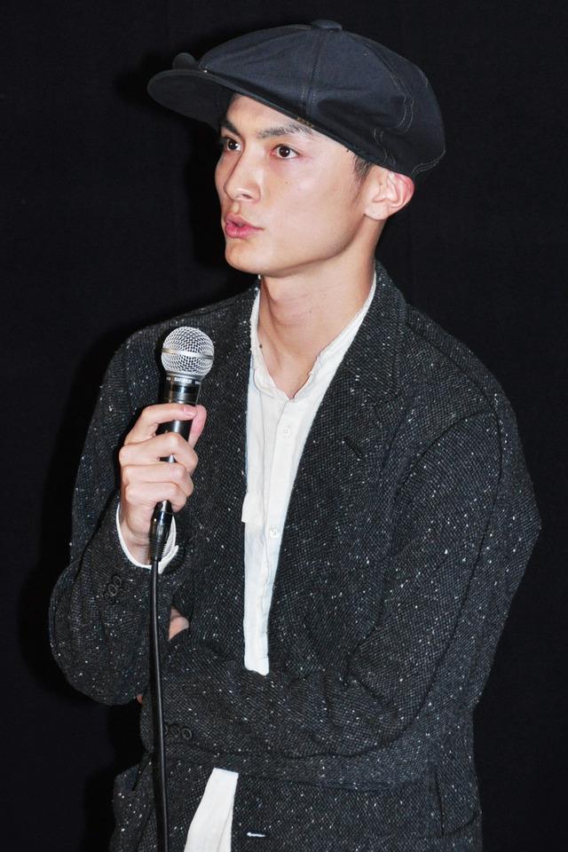 高良健吾/映画『うつくしいひと』東京国際映画祭での上映にて