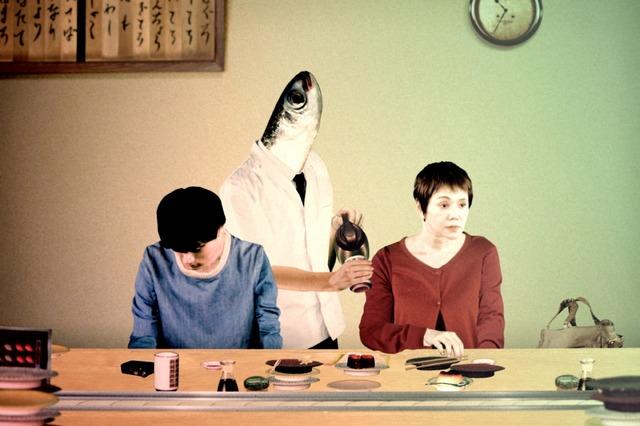 「Tokyo 2001/10/21 22:32~22:41」(C)閉会宣言