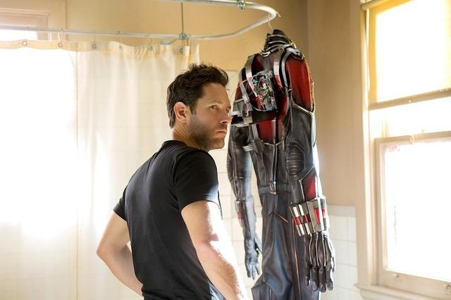 ポール・ラッド/『アントマン』(C)Marvel 2015