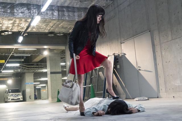 『累-かさね-』(C)2018映画「累」製作委員会 (C)松浦だるま/講談社