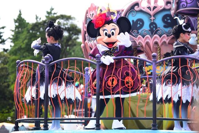 """「スプーキー""""Boo!""""パレード」東京ディズニーランド"""