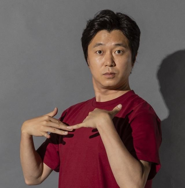 ドラマ25「このマンガがすごい!」/新井浩文(C)「このマンガがすごい!」製作委員会