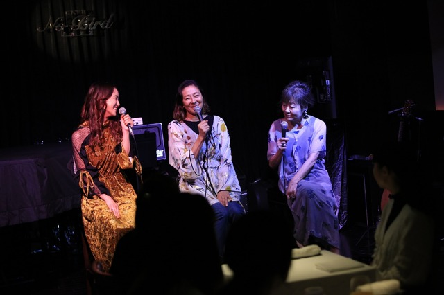 『食べる女』トーク&ミニライブイベント(C)2018「食べる女」倶楽部