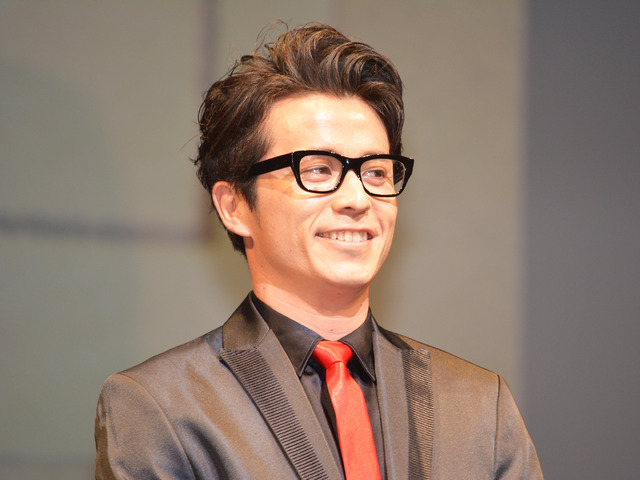 藤森慎吾/『カーズ/クロスロード』マックィーン応援フェス