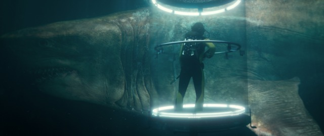 『MEG ザ・モンスター』(C) 2018 WARNER BROS. ENTERTAINMENT INC., GRAVITY PICTURES FILM PRODUCTION COMPANY, AND APELLES ENTERTAINMENT, INC.