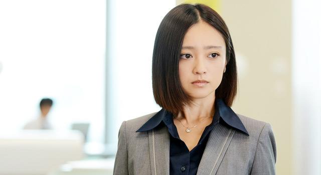 安達祐実(堂島菜緒美役)/劇場版『ST 赤と白の捜査ファイル』