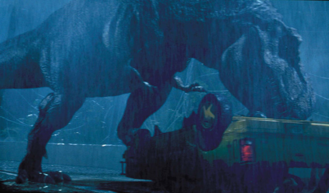 『ジュラシック・パーク』 Film TM & (C) 1993 Universal Studios and Amblin Entertainment, Inc. All Rights Reserved 発売・販売元:NBCユニバーサル・エンターテイメント