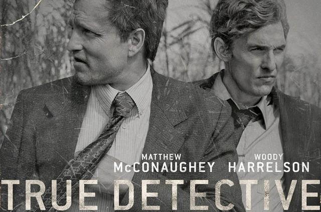 マシュー・マコノヒー&ウディ・ハレルソン/「TRUE DETECTIVE」-(C)2014 Home Box Office, Inc. All rights reserved. HBO(R) and related channels and service marks are the property of Home Box Office, Inc.