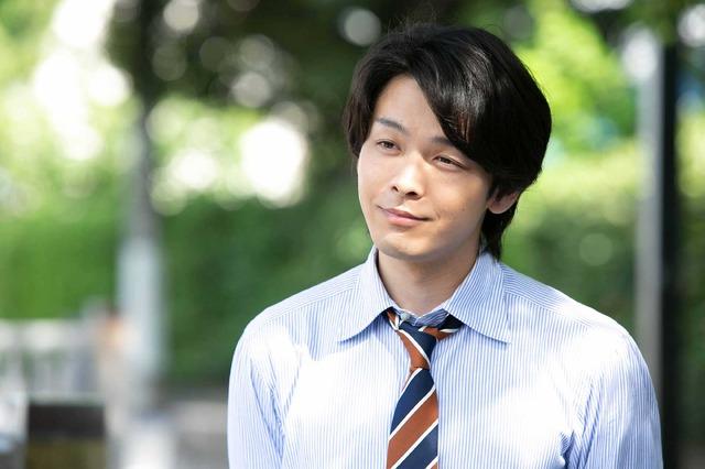 中村倫也「半分、青い。」 (C) NHK