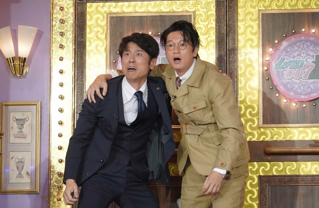 「人生が変わる1分間の深イイ話×しゃべくり007」 (C) NTV