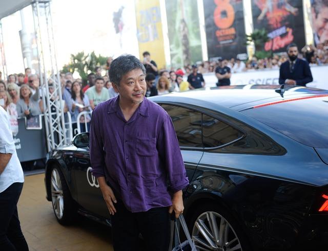 是枝裕和監督 サン・セバスチャン国際映画祭にて