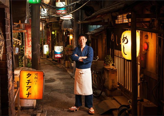 『深夜食堂』-(C) 2015安倍夜郎・小学館/映画「深夜食堂」製作委員会