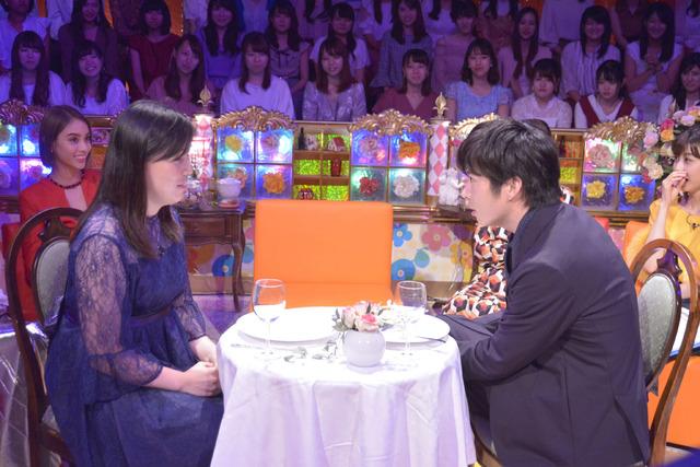 「妄想ふくらむフグ女たち」 (C) 読売テレビ・日本テレビ