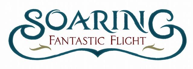 東京ディズニーシー「ソアリン:ファンタスティック・フライト」のロゴ