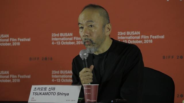 第23回釜山国際映画祭『斬、』(C)SHINYA TSUKAMOTO/KAIJYU THEATER