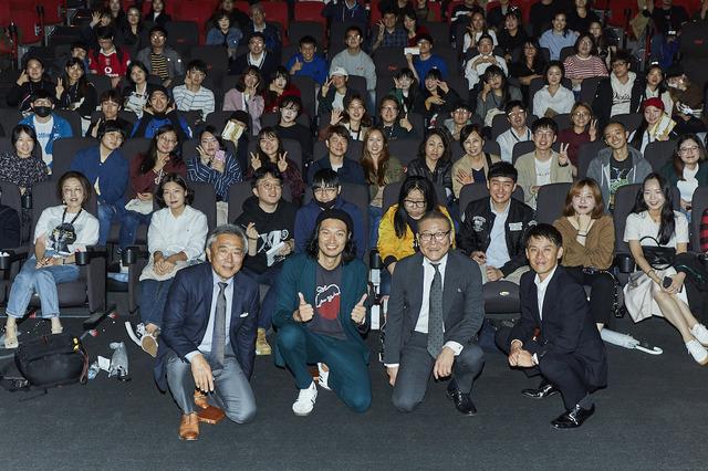 第23回釜山国際映画祭『かぞくいろ―RAILWAYS わたしたちの出発―』(C)2018「かぞくいろ」製作委員会