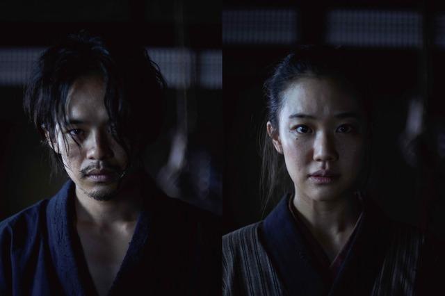 『斬、』(C)SHINYA TSUKAMOTO/KAIJYU THEATER
