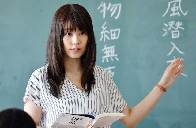 「中学聖日記」第1話 (C) TBS
