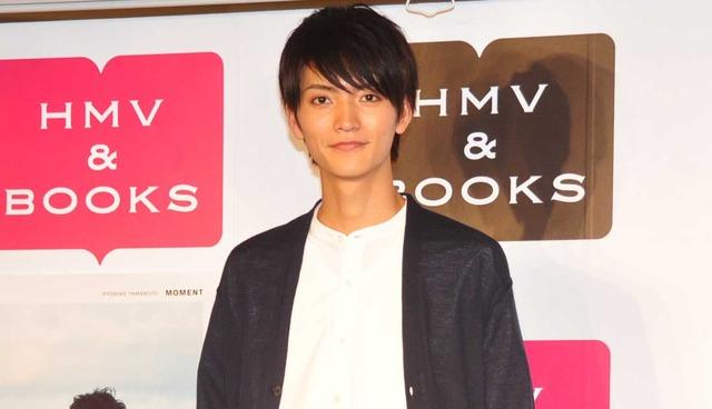 山本涼介/ファースト写真集「MOMENT」発売記念イベント