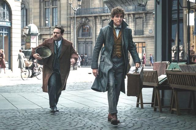 『ファンタスティック・ビーストと黒い魔法使いの誕生』 (C)2018 WBEI Publishing Rights (C) J.K.R.(C) 2018 Warner Bros. Ent.  All Rights ReservedHarry Potter and Fantastic Beasts Publishing Rights (C) J.K. Rowling