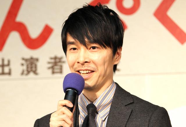 長谷川博己/NHK連続テレビ小説「まんぷく」記者会見