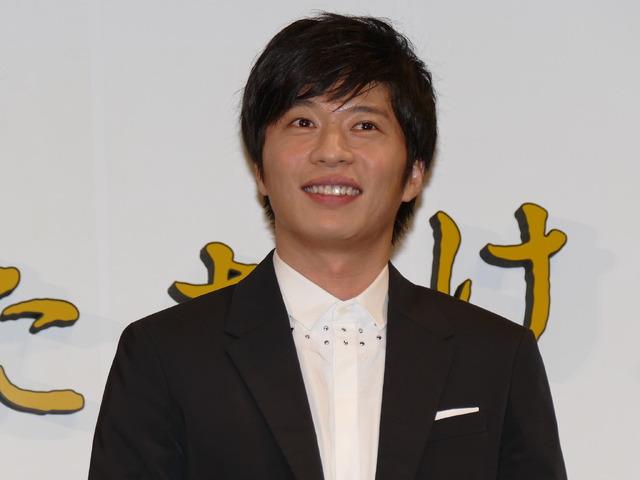 田中圭/『スマホを落としただけなのに』完成披露試写会