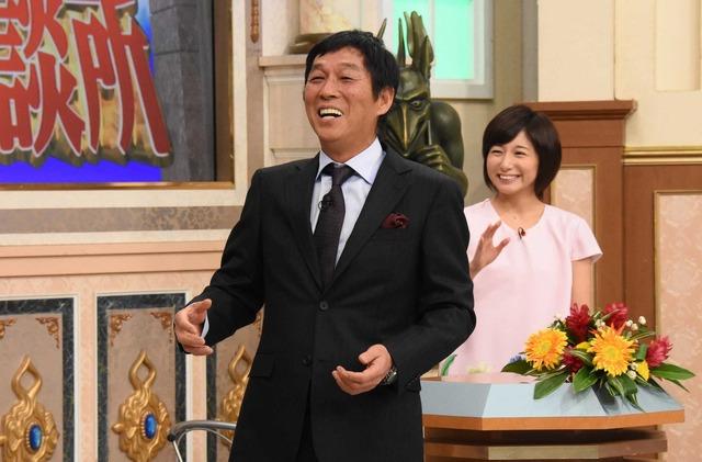 「行列のできる法律相談所 さんまVS怒れる美女軍団3時間スペシャル」 (C) NTV