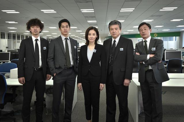「連続ドラマW コールドケース ~真実の扉~ シーズン2」 (c) WOWOW/Warner Bros. Intl TV Production