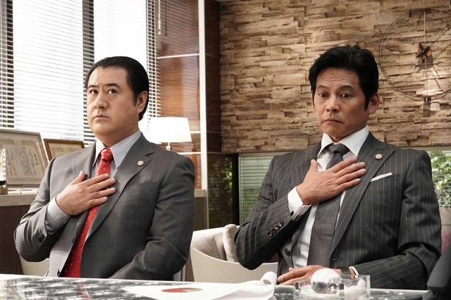 「SUITS/スーツ」第2話 (C) フジテレビ
