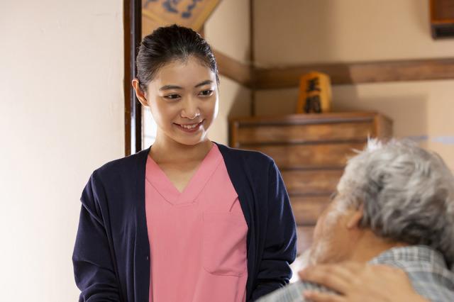 『笑顔の向こうに』(C)公益社団法人日本歯科医師会