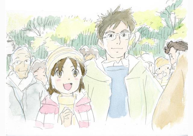 『若おかみは小学生!』イメージボード (C)令丈ヒロ子・亜沙美・講談社/若おかみは小学生!製作委員会