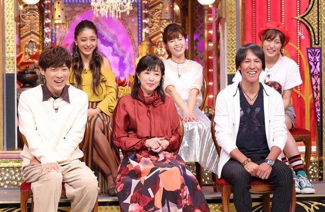 「今夜くらべてみました  豪華女子会2時間SP」 (C) NTV