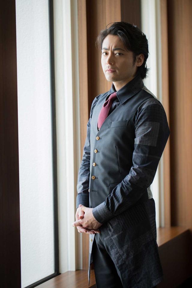 山田孝之『闇金ウシジマくん ザ・ファイナル』/photo:Nahoko Suzuki