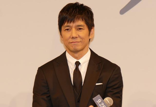 西島秀俊/『散り椿』完成報告記者会見