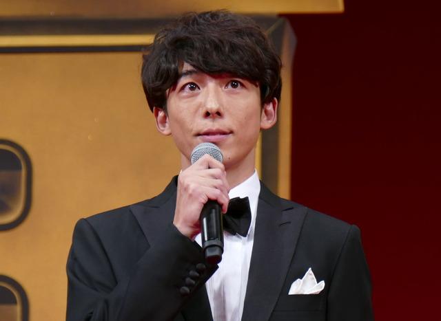 高橋一生/『億男』完成披露試写会